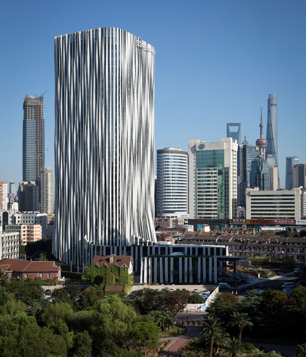 Hongkou Soho, Shanghai