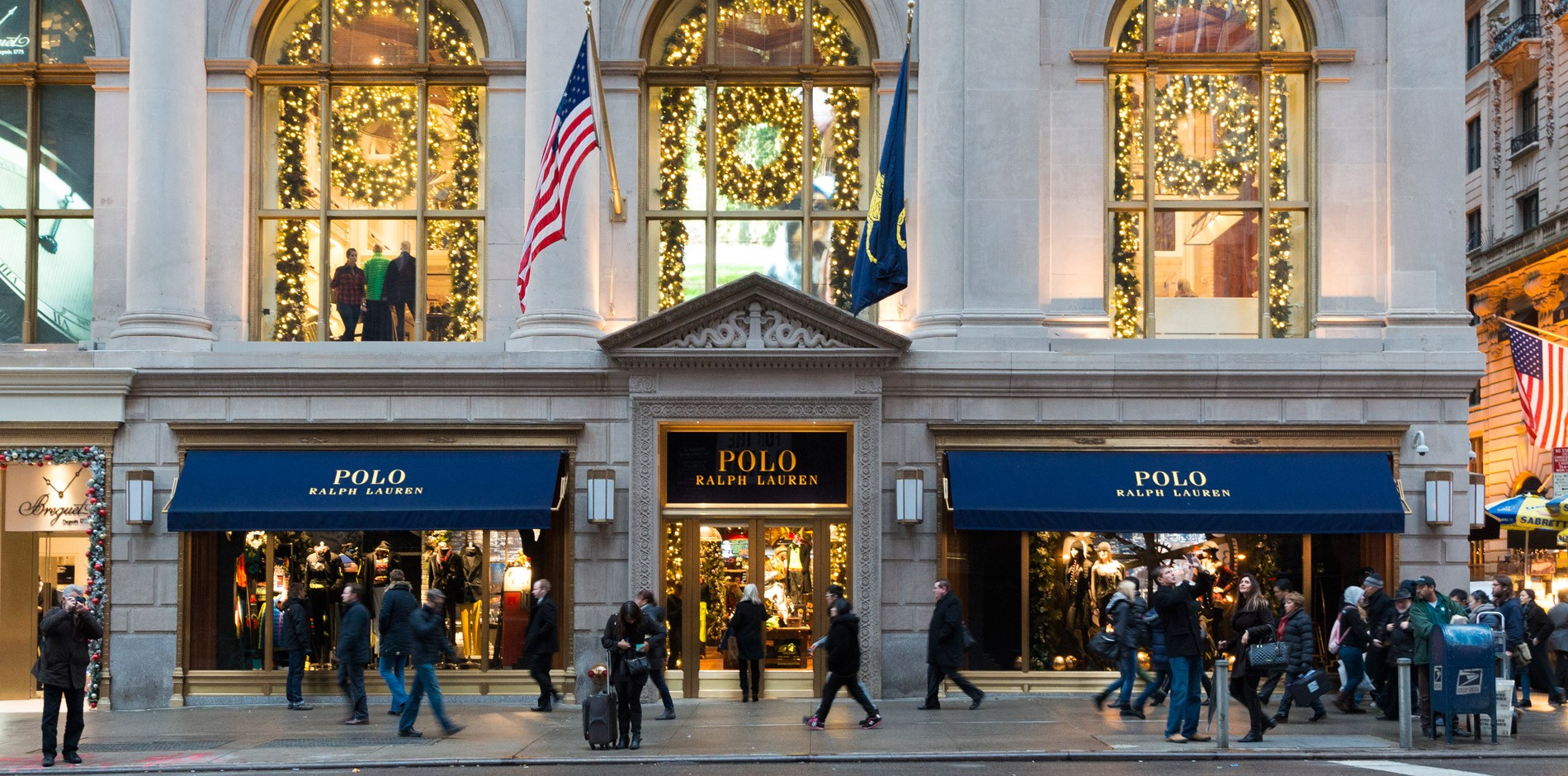 Ralph Lauren Shop at 5th Avenue