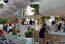 ESCAPE…The New Extraordinaire Rooftop Bar in the Heart of Bangkok