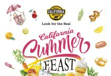 Gourmet Foodie Fest 2018: California Summer Feast