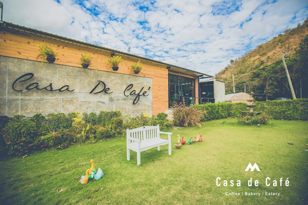 Casa de Café (Cr. Photo by Casa de Montana)
