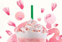 Starbucks ต้อนรับเทศกาลดอกไม้ผลิบาน SPRING in Full Color