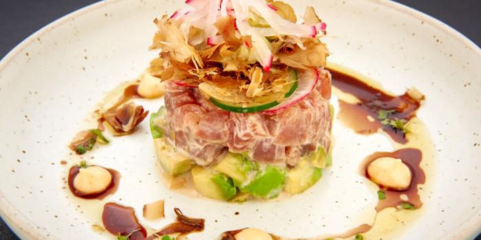 Tuna Tartar (Cr. Photo by Chope.co)