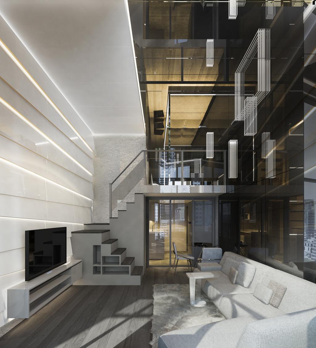 Interior Design @ KnightsBridge SPACE รัชโยธิน