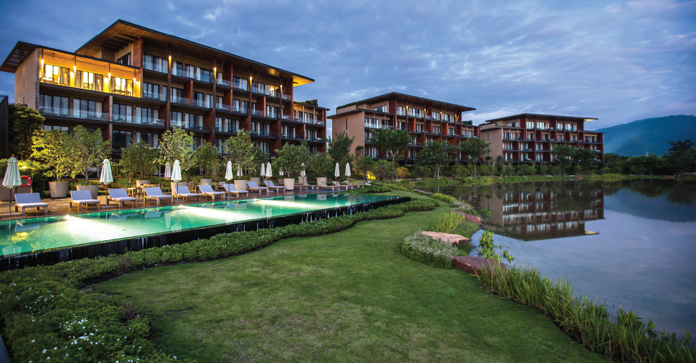 atta Lakeside Resort, the nature-inspired architecture in the heart of Khao Yai