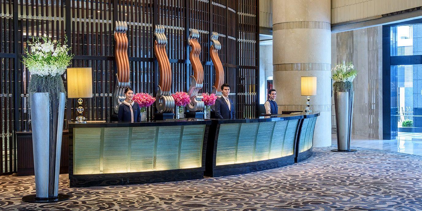 โรงแรมพูลแมน กรุงเทพฯ แกรนด์ สุขุมวิท