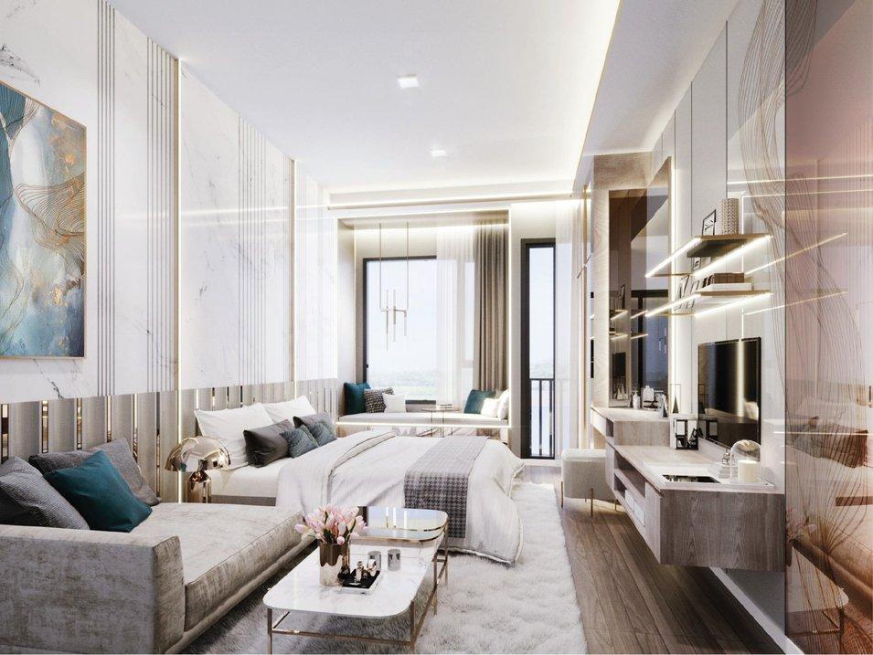 Interior Design @ KnightsBridge COLLAGE สุขุมวิท 107