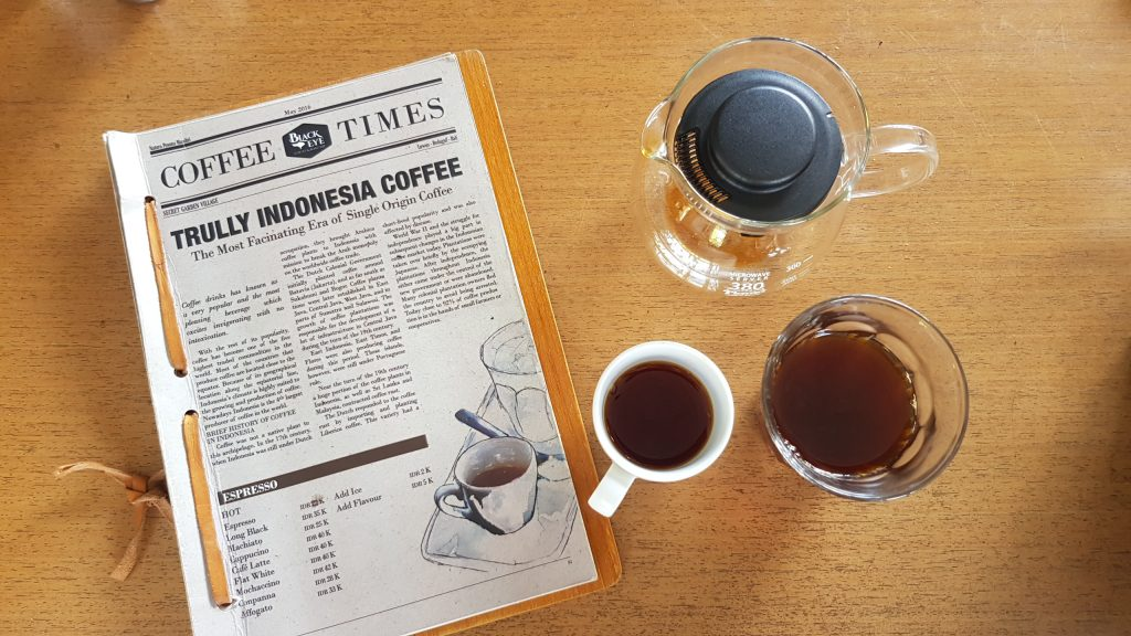 Indonesia Coffee อีกหนึ่งมนต์เสน่ห์แห่งบาหลี