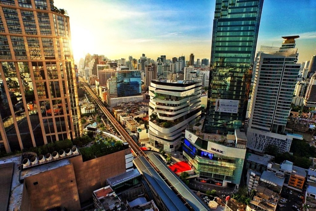 The EM District, the world-class shopping center, comprising The Emporium, The EmQuartier and the forthcoming EmSphere