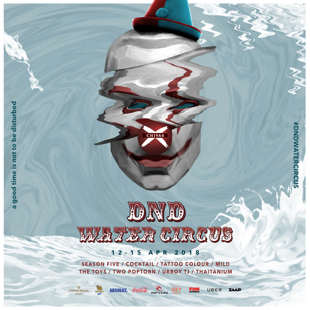 DND WATER CIRCUS 2018