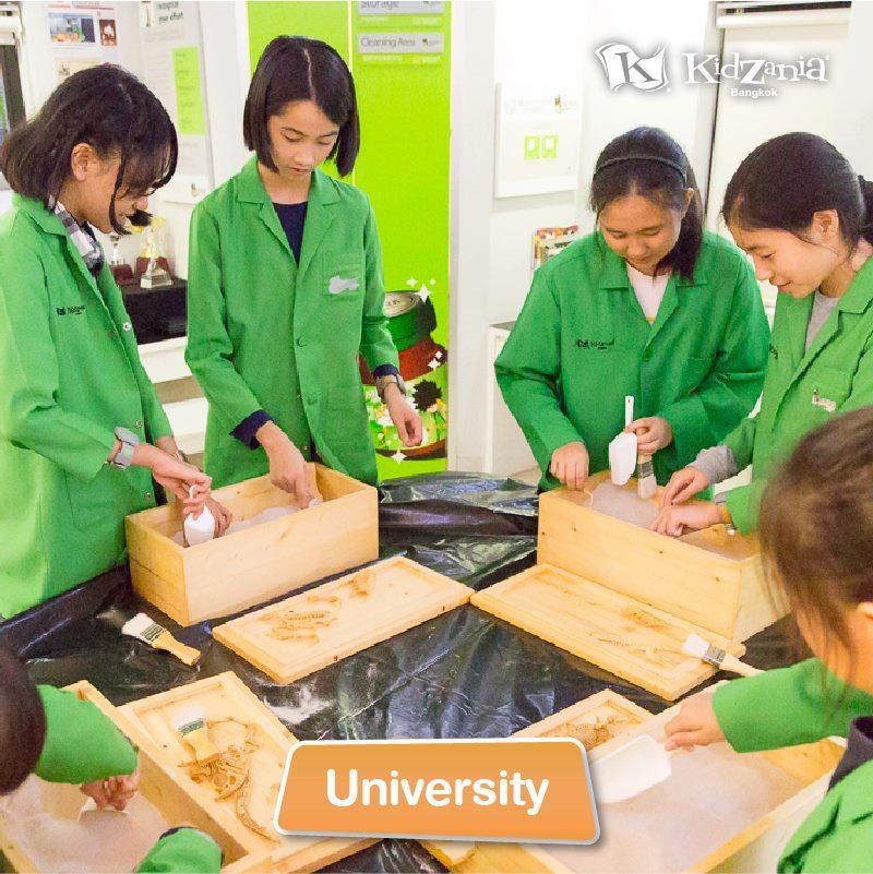 """คิดส์ซาเนีย กรุงเทพ จัดงานใหญ่ฉลองครอบรอบ 5 ขวบ คิดส์ซาเนีย กรุงเทพ ชั้น 5 (ฝั่งเหนือ) ศูนย์การค้าสยามพารากอน ธีมงาน """"The Wonder, KidZania Bangkok"""" 5th Anniversary"""