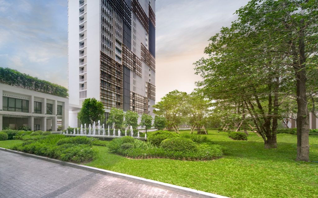 Park 24: The Gigantic Green Oasis in the Heart of Sukhumvit