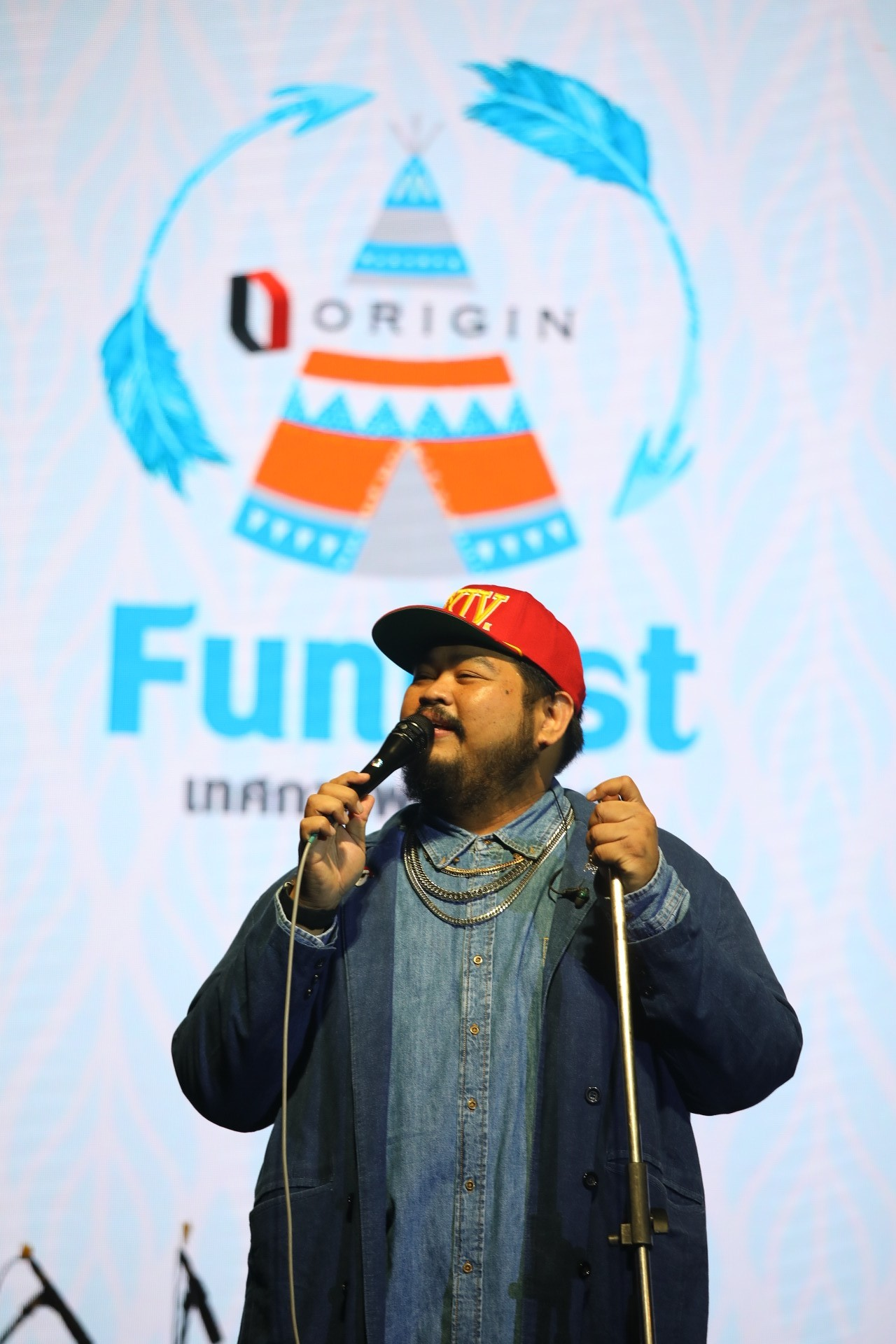 ป๊อป ปองกูล @ Origin Funfest