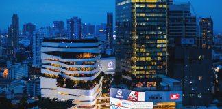 The EM District, a multi-billion baht retail project comprising 3 world-class shopping malls set around BTS Phrom Phong