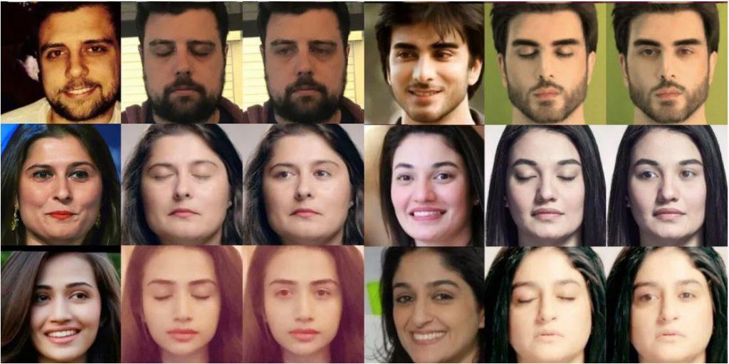 การแก้ไขภาพหลับตา ภาพตาเหล่ จะเป็นเรื่องง่ายขึ้น ด้วยระบบแก้ไขภาพหลับตาด้วย AI จาก Facebook