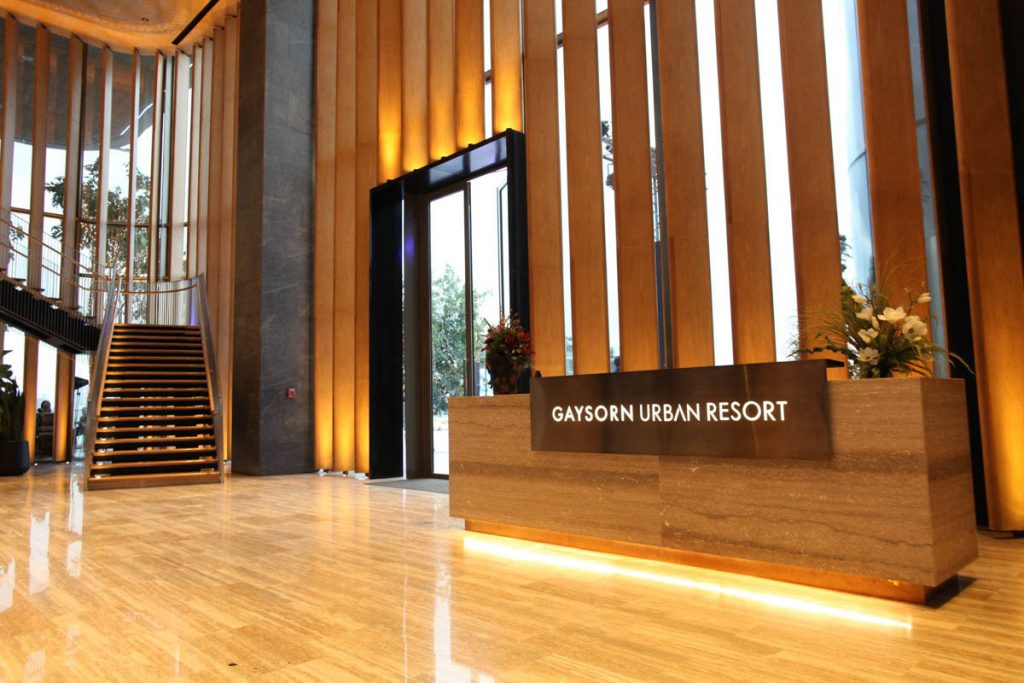 Gaysorn Urban Resort