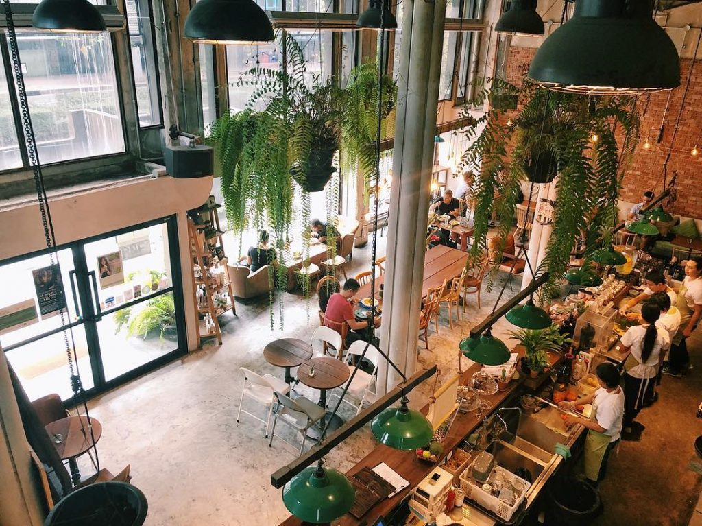 Broccoli Revolution,ร้านอาหารคลีน,ร้านอาหารวีแกน