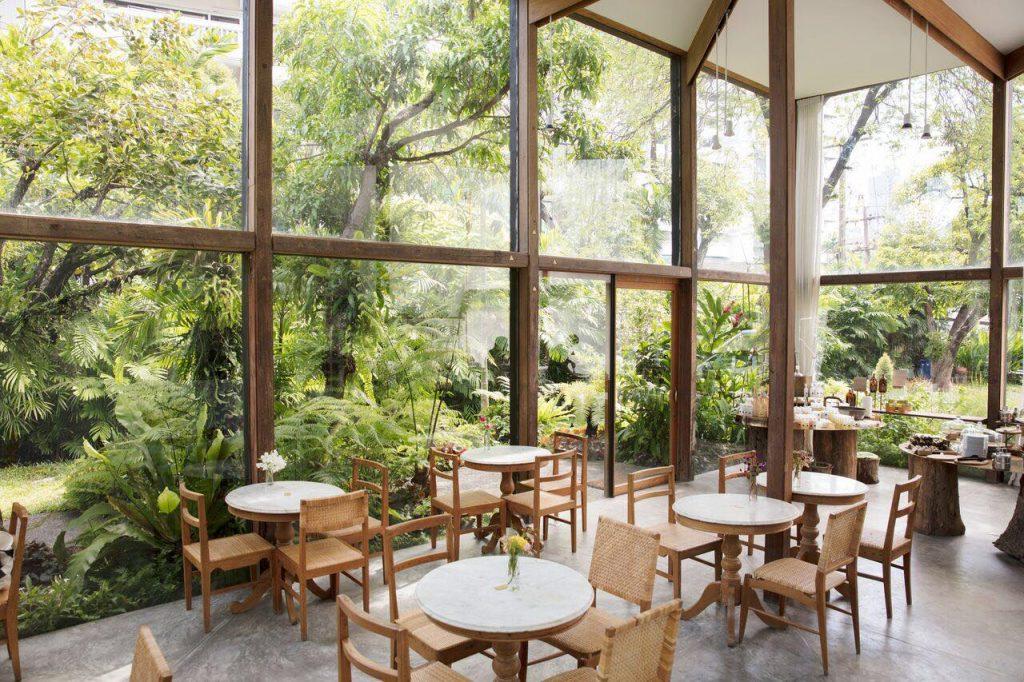 Patom Organic Living,ร้านอาหารออร์แกนิค