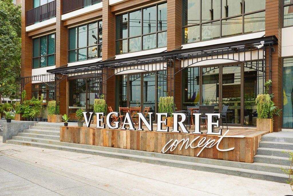 Veganerie Concept,Vegan Bakery Bangkok