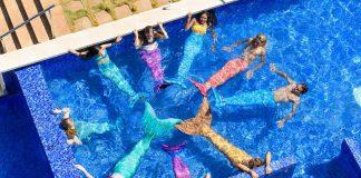 Hotels.com สานฝันคุณให้เป็นจริง พาคุณสู่การออกกำลังกายแบบเงือกน้อย