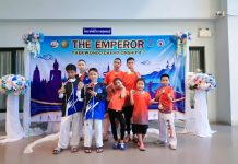 TIGER THAI FAMILY TAEKWONDO