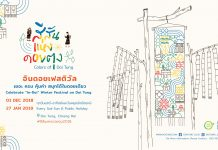 งาน สีสันแห่งดอยตุง ครั้งที่ 5 In Doi Fastival