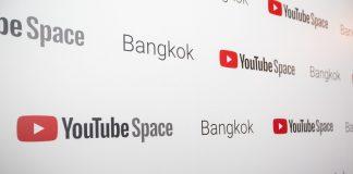 YouTube Pop-up Space Bangkok