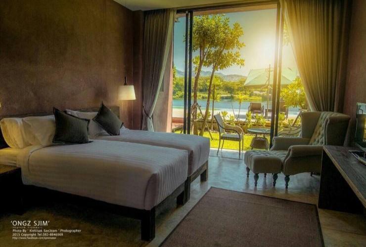 เดอะ กลอรี่ ริเวอร์แคว (The Glory River Kwai Hotel)