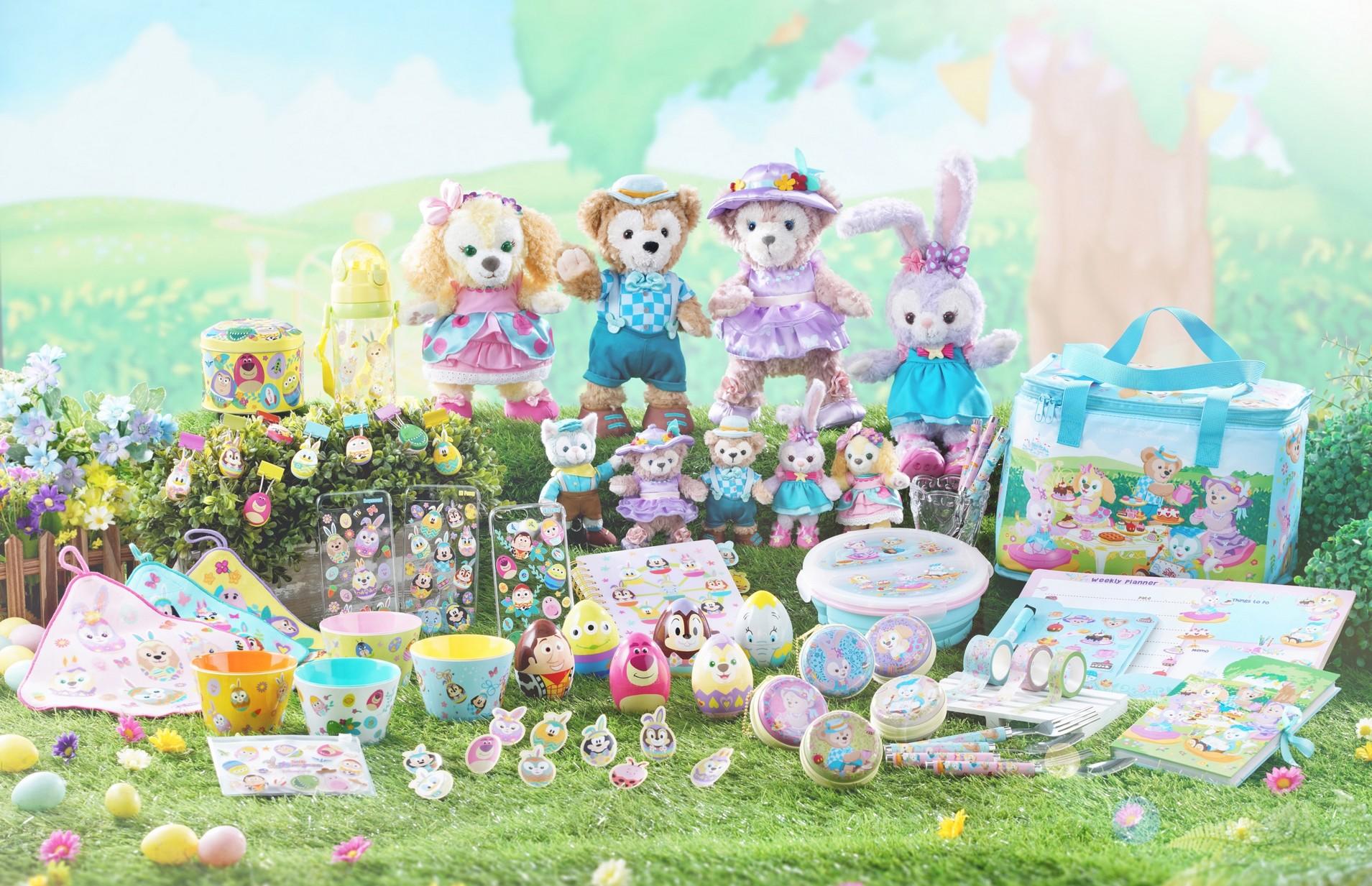 New Spring Merchandise