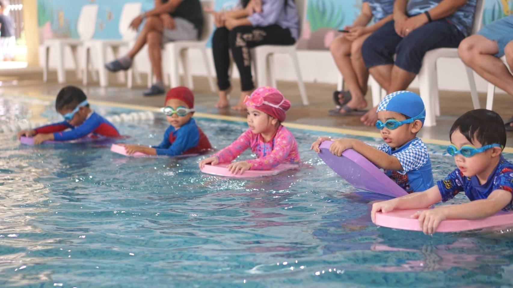 เรียนว่ายเด็ก ที่ไหนดี