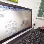 3D Foot Scan Report