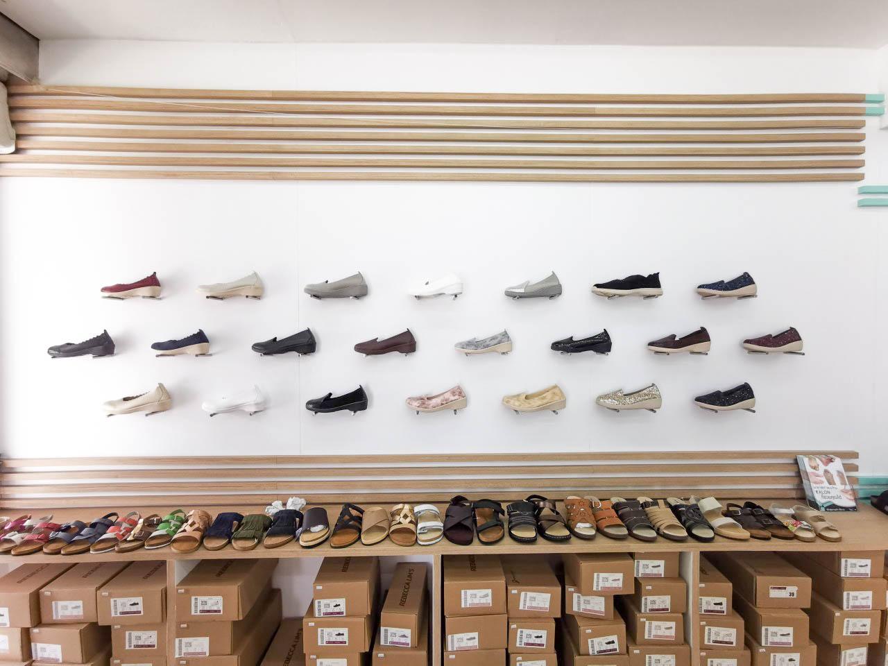 ร้านรองเท้าสุขภาพ