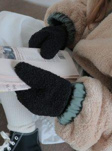 ถุงมือกันหนาว