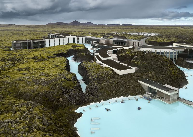 THE RETREAT AT BLUE LAGOON ICELAND