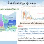 พื้นที่อันตราย PM 2.5 ภาคเหนือ