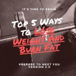 TOP 5 Ways To Lose Weight And Burn Fat
