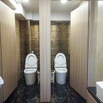 ห้องน้ำภายในคลินิก
