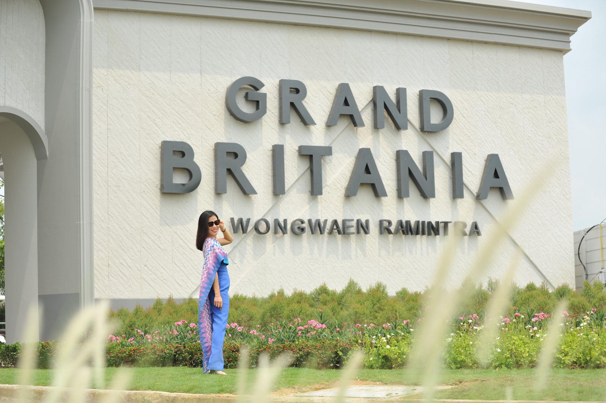 """แกรนด์ บริทาเนีย วงแหวน รามอินทรา """"บ้าน"""" ที่ให้คุณได้ใช้ชีวิตในแบบที่รัก"""