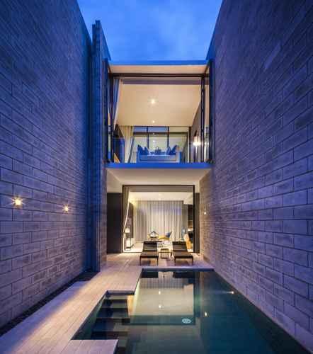 2-Bedroom Duplex Luxury Pool Villa @ X2 Pattaya Oceanphere