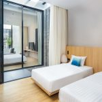 พื้นที่บริเวณชั้น 2 ของ 2-Bedroom Duplex Luxury Pool Villa