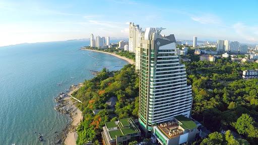 The Majestic View of Cape Dara Resort Pattaya