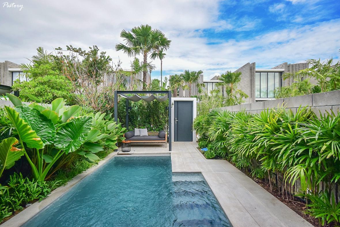 ํYour Private Pool Villa @ X2 Pattaya Oceanphere (Photo by Psstory)