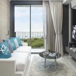 One Bedroom Sea View @ X2 Vibe Pattaya Seaphere
