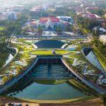ฟาร์มบนดาดฟ้าที่ใหญ่ที่สุดในเอเชียกับ มหาวิทยาลัยธรรมศาตร์