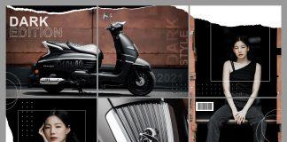 เปิดตัว Peugeot Django 2021 ใหม่! DarkEdition